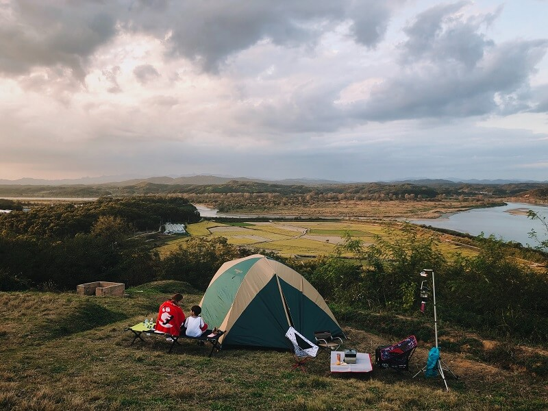 frigo pour voiture est aussi utilisé en camping