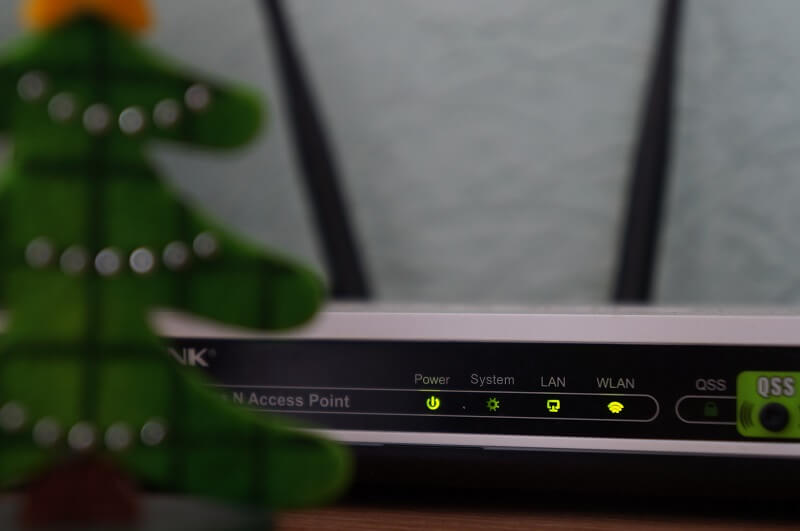Amplificateur wifi classique
