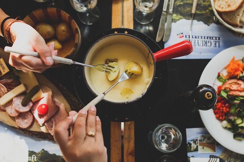 caquelon fondue